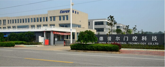 JIANGSU DEPER DOOR CONTROL TECHNOLOGY CO.,LTD Main Image