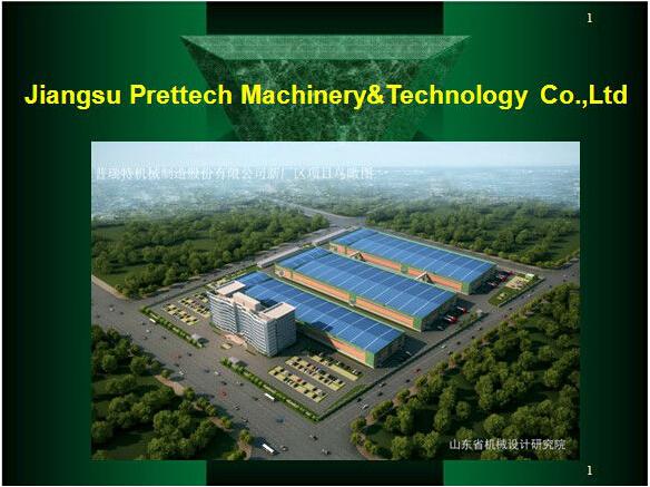 Jiangsu Prettech Machinery&Techonology Co.,Ltd Main Image