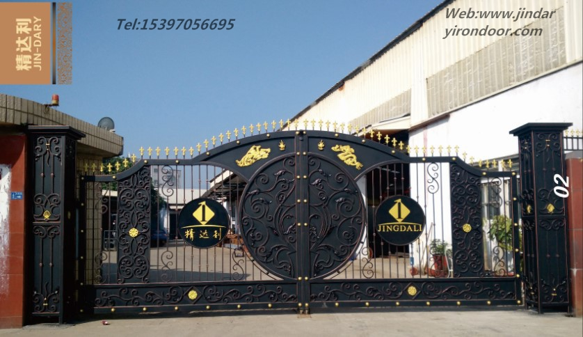 Xiamen Jin-Dary Iron Door Co.,Ltd Main Image