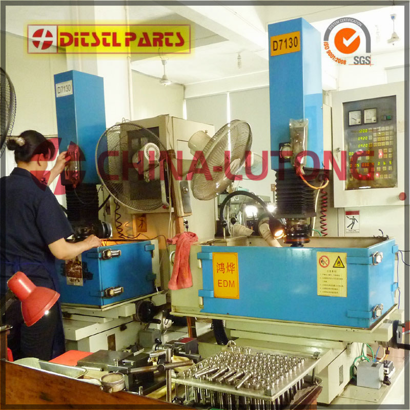 China Lutong Parts Plant Main Image
