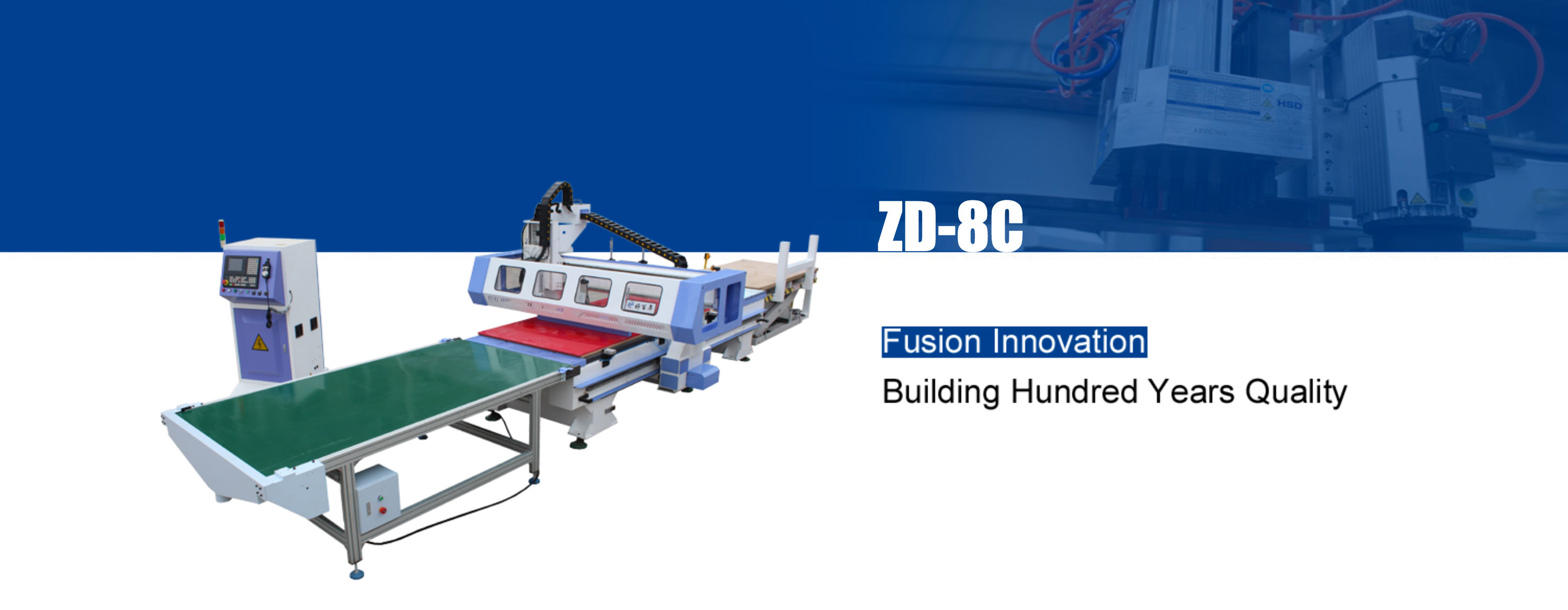 JINAN HOBON CNC ROUTER CO.,LTD Main Image