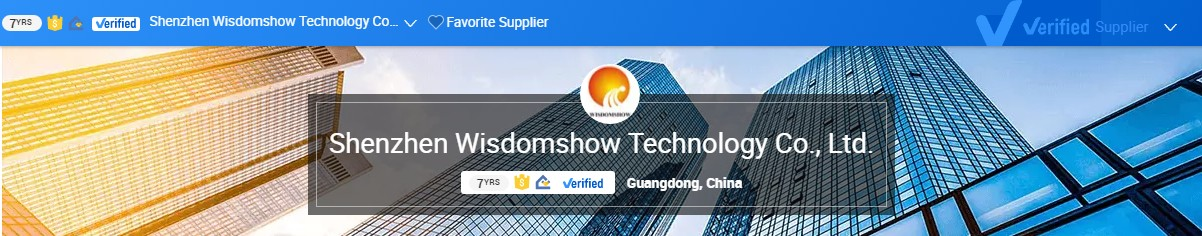 Shenzhen Wisdomshow Technology Co.,Ltd Main Image