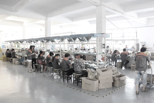 Ningbo Jiangdong Sunkin Electrical Co., Ltd Main Image