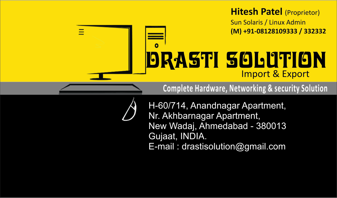 DRASTI SOLUTION Main Image