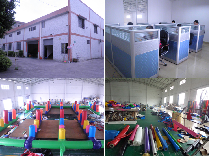 Guangzhou Audi Inflatables Co, Ltd Main Image