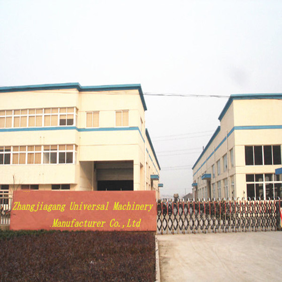 Zhangjiagang City Universal Machinery Manufacturer Co., Ltd. Main Image