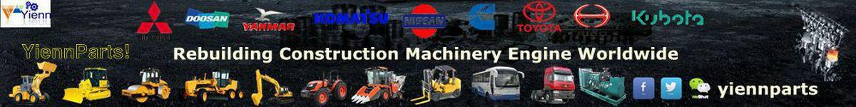 Guangzhou Yienn Construction machinery parts Co., Ltd Main Image
