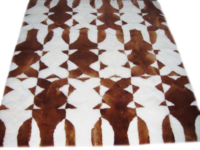 Ayllu Craftsman Peru Sac Alpaca Rugs