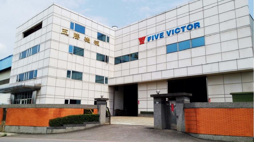 Five Victor Machinery Main Image