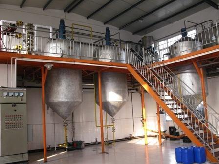 Huaxia Edible Oil Engineering Co.,Ltd Main Image