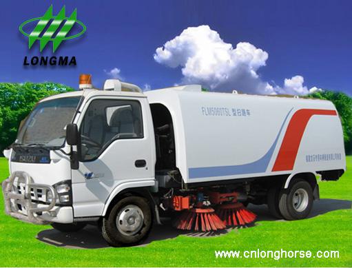 China Longma Garbage Truck Manufacturer Co.,Ltd Main Image