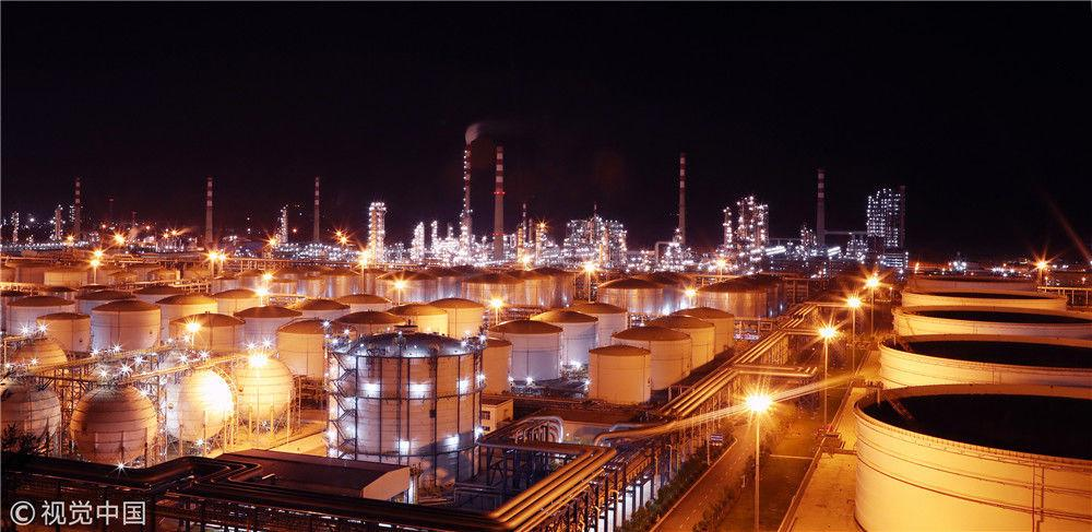 China Kunlun Petrochemical Limited Main Image