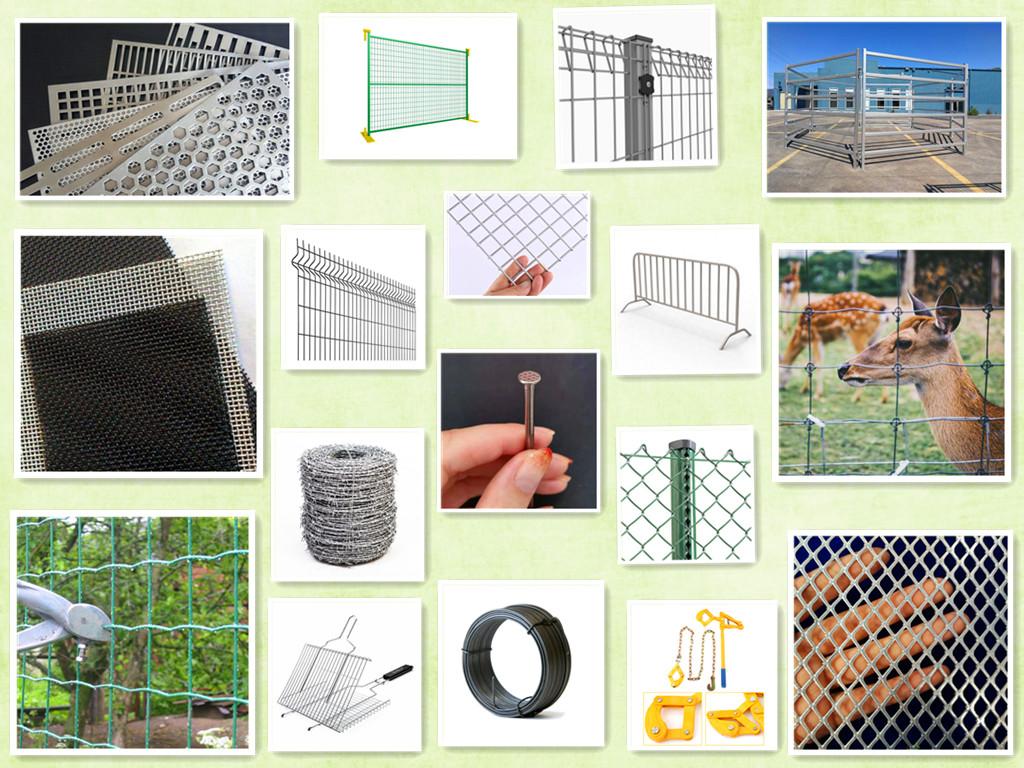 Anping County Shengxiang Metal Prodcuts Co.,Ltd Main Image