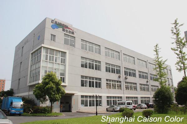 Shanghai Caison Color Material Chem. Co.,Ltd Main Image