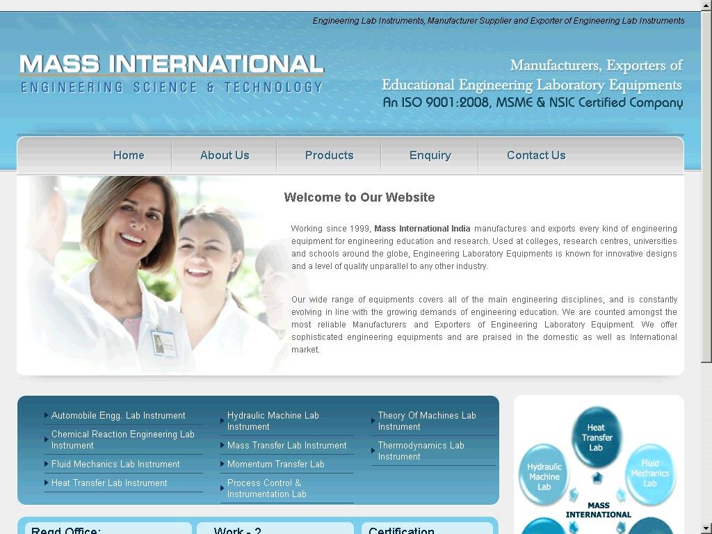 Mass International Main Image