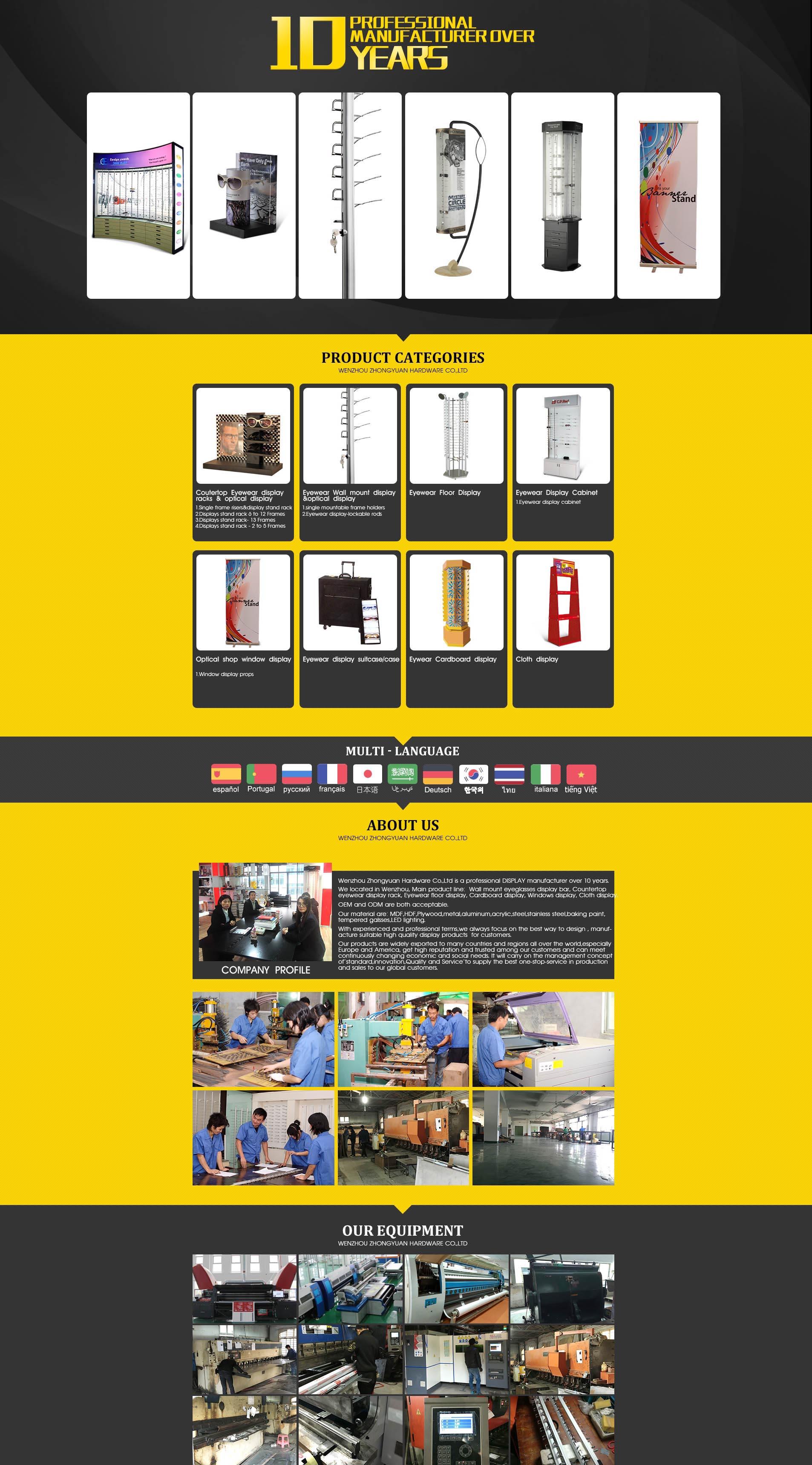 wenzhou zhongyuan hardware co.,ltd Main Image
