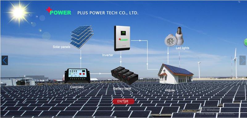 Plus Power Tech Co., Ltd. Main Image