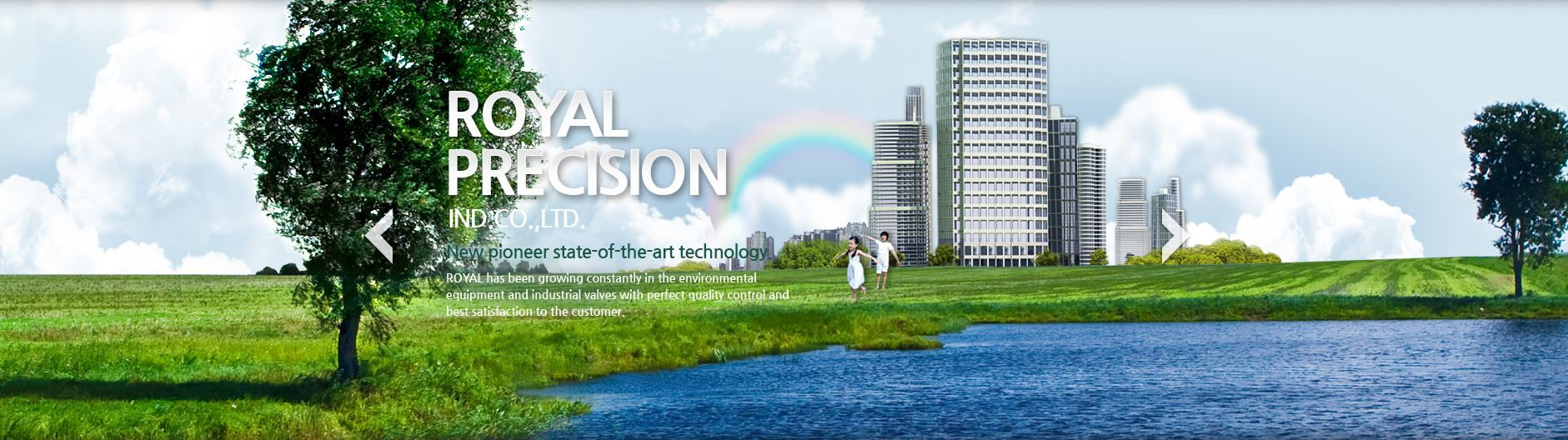 ROYAL PRECISION IND.CO.LTD Main Image
