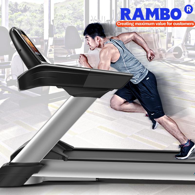Rambo Fitness Main Image