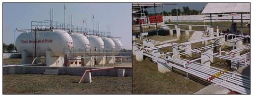 Gas Tank Installation Main Image