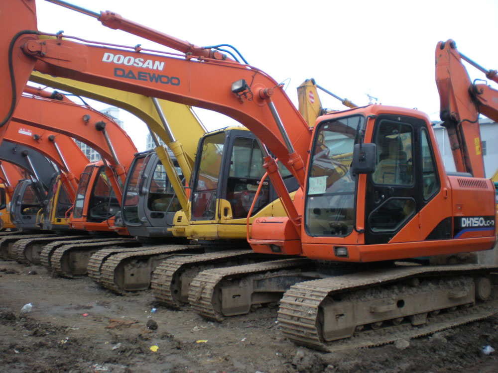 QIN HEAVY EQUIPMENT CO.,LTD Main Image
