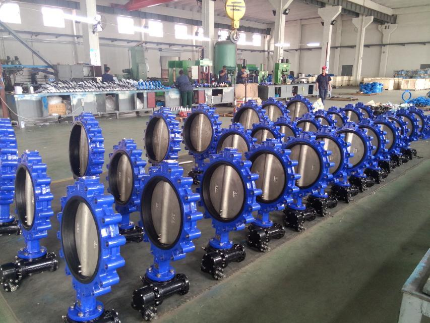 China Butterfly Valves Main Image