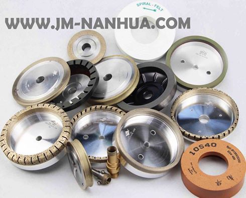 JIANGMEN NANHUA DIAMOND WHEEL CO.LTD. Main Image
