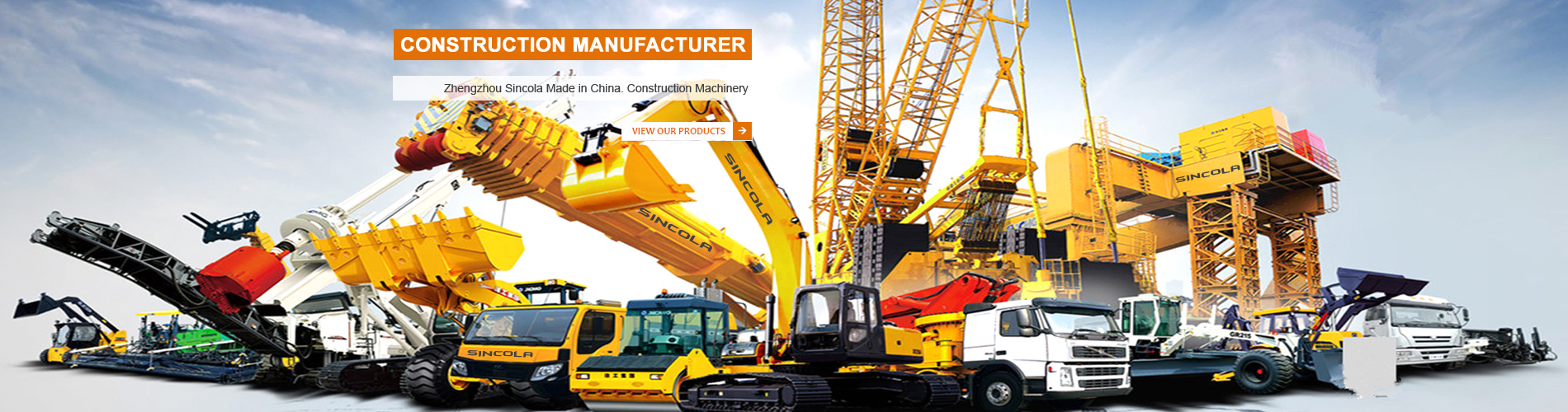Zhengzhou Sincola Machinery Co.,Ltd. Main Image