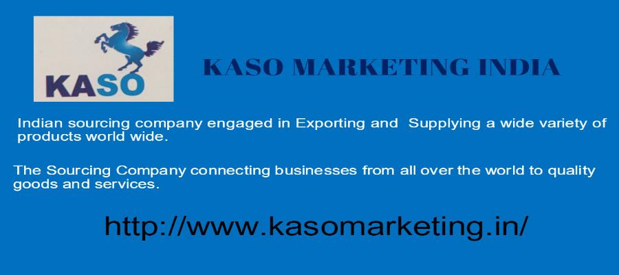 KASO MARKETING INDIA Main Image