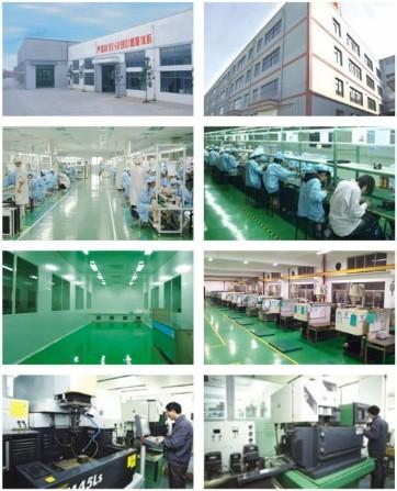 Ningbo Thrive Lighting Electric Appliance Co., LTD Main Image