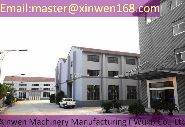 Wuxi Xinwen Machinery Manufacturing Co., Ltd Main Image