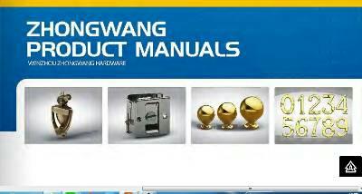 wenzhou zhongwang hardware co.,ltd Main Image