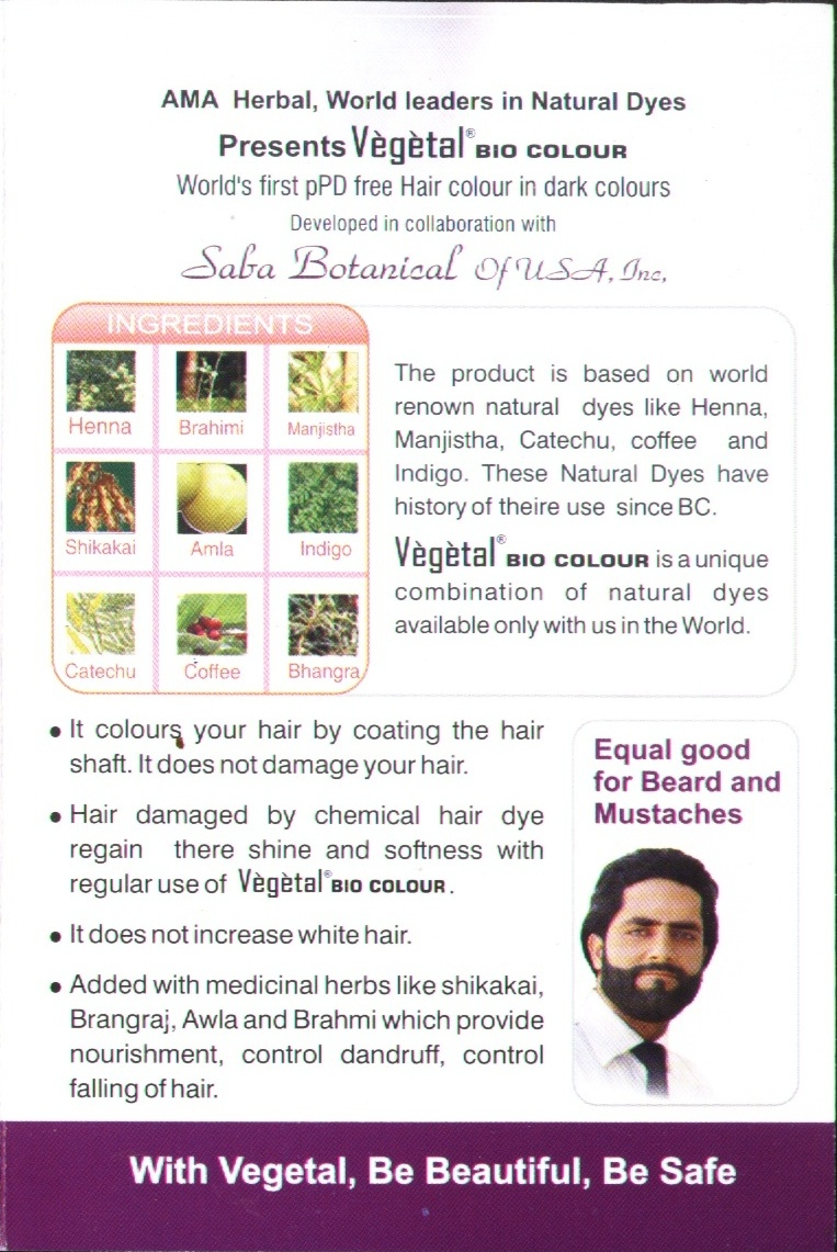 Vegetal  Bio Hair Colour Main Image