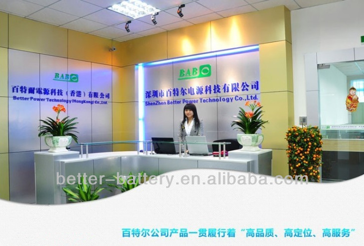 Shenzhen Better Power Technology Co.,LTD Main Image
