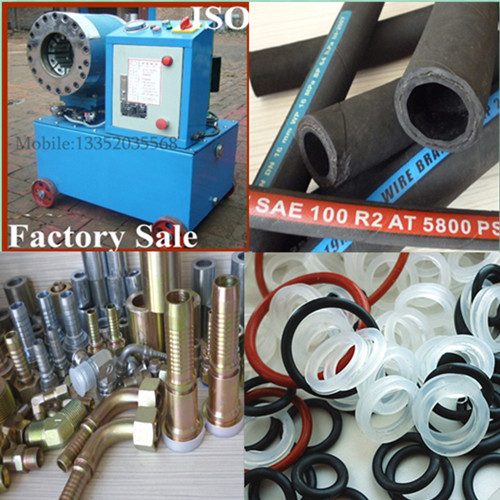 CXT Hose Fitting Machine Co.,Ltd. Main Image