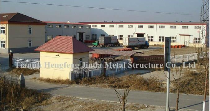 TIANJIN HFJD METAL STRUCTURE CO LTD Main Image