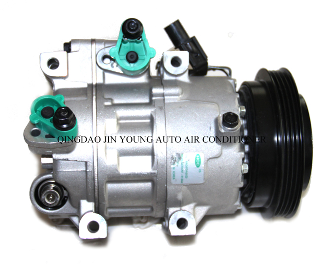 JIN YOUNG AUTO AIR CONDITIONER CO., LTD Main Image