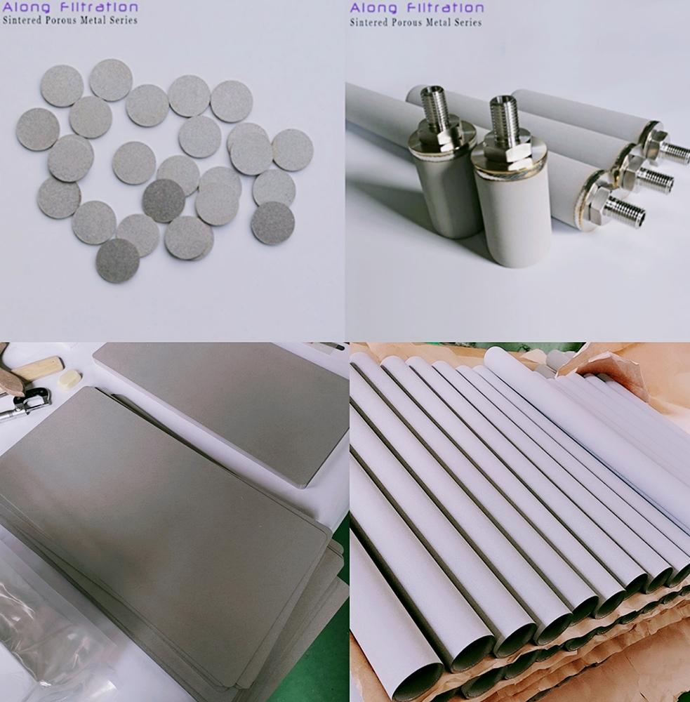 Baoji Along Filtration Material Science&Technology Co.,Ltd. Main Image