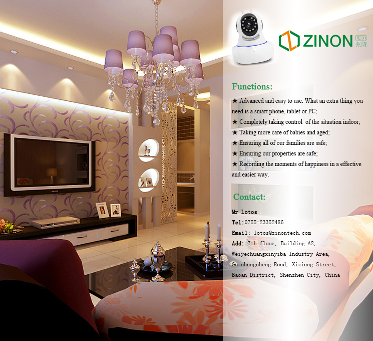 Shenzhen Zinon Industry Co., Ltd. Main Image