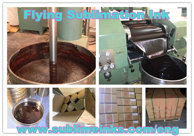 Flying Sublimation Ink Co. Main Image