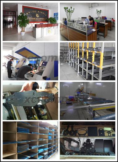 Dongguan Xiechuang Composite Material Co., Ltd Main Image