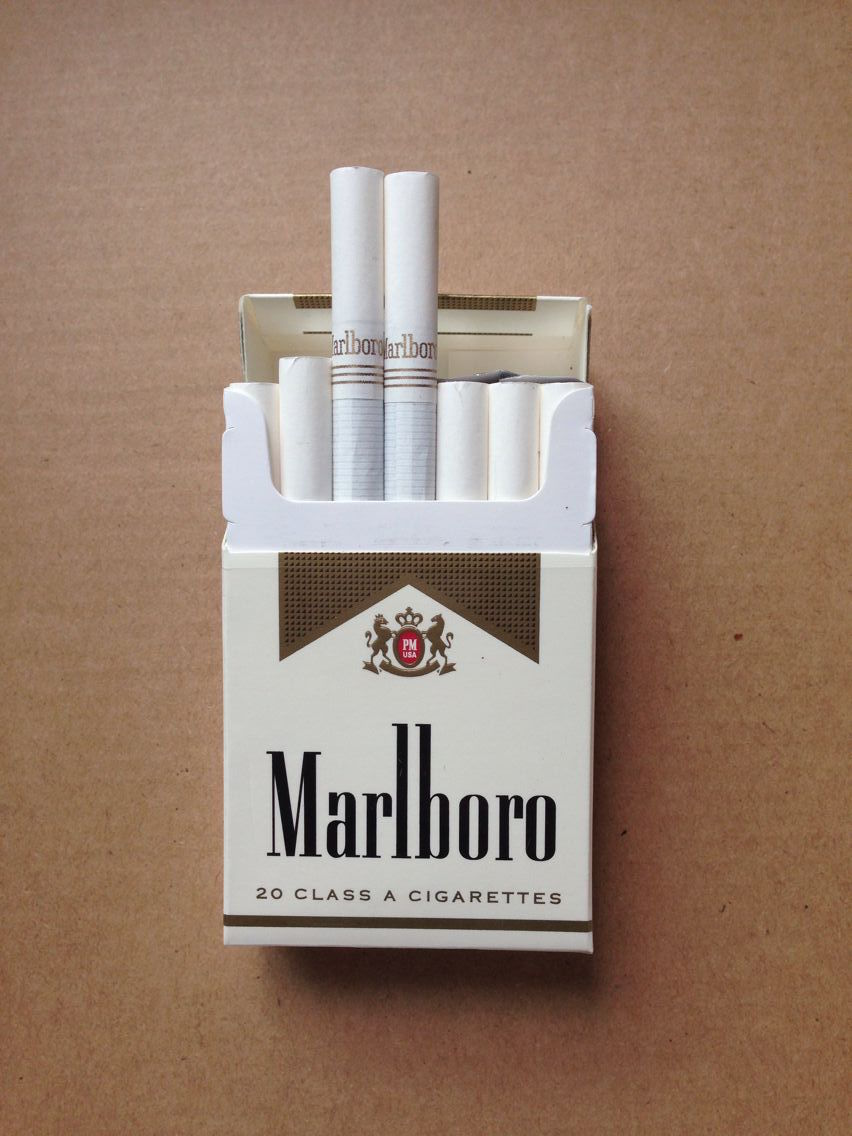 How much are Marlboro lights in New Orleans