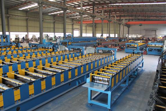 Metal Roll Forming Machinery Main Image