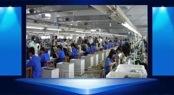 Jiaozhou Eclacewigs Factory Main Image