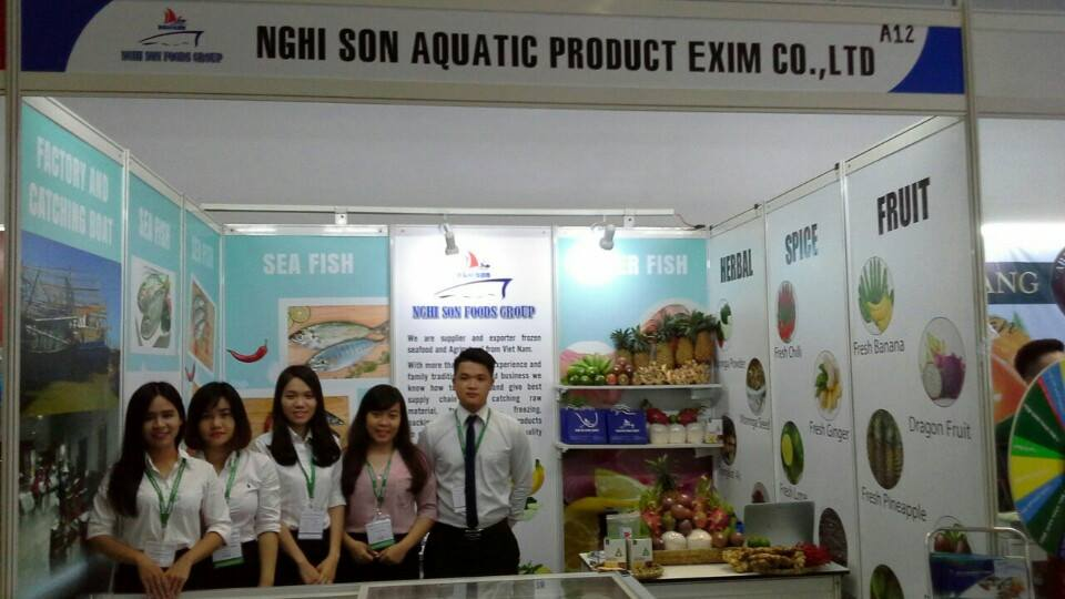 NGHI SON AQUATIC PRODUCT IMPORT EXPORT CO., LTD Main Image