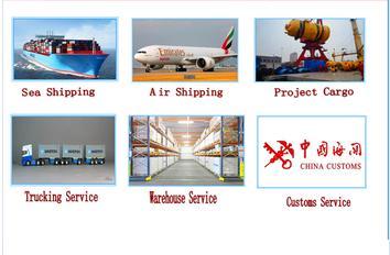 Qingdao ZHV International Logistics CO.,LTD. Main Image