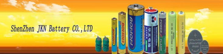 Shenzhen JKN battery Co. Ltd Main Image
