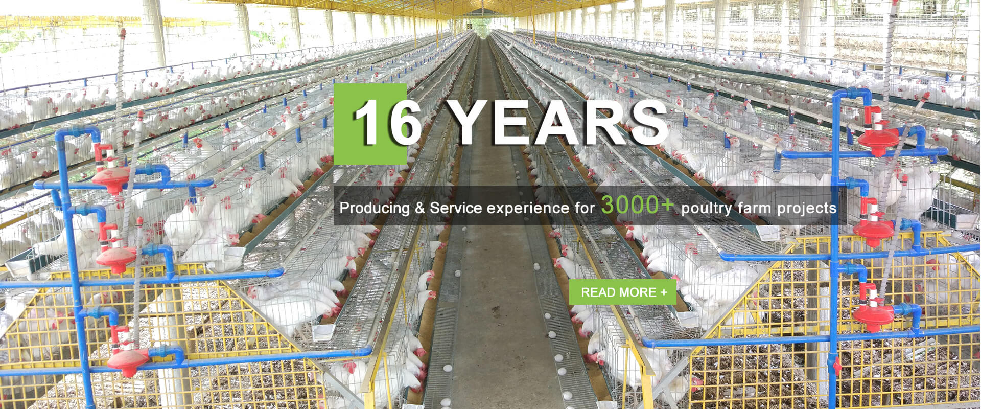 Hightop Poultry Equipment Main Image