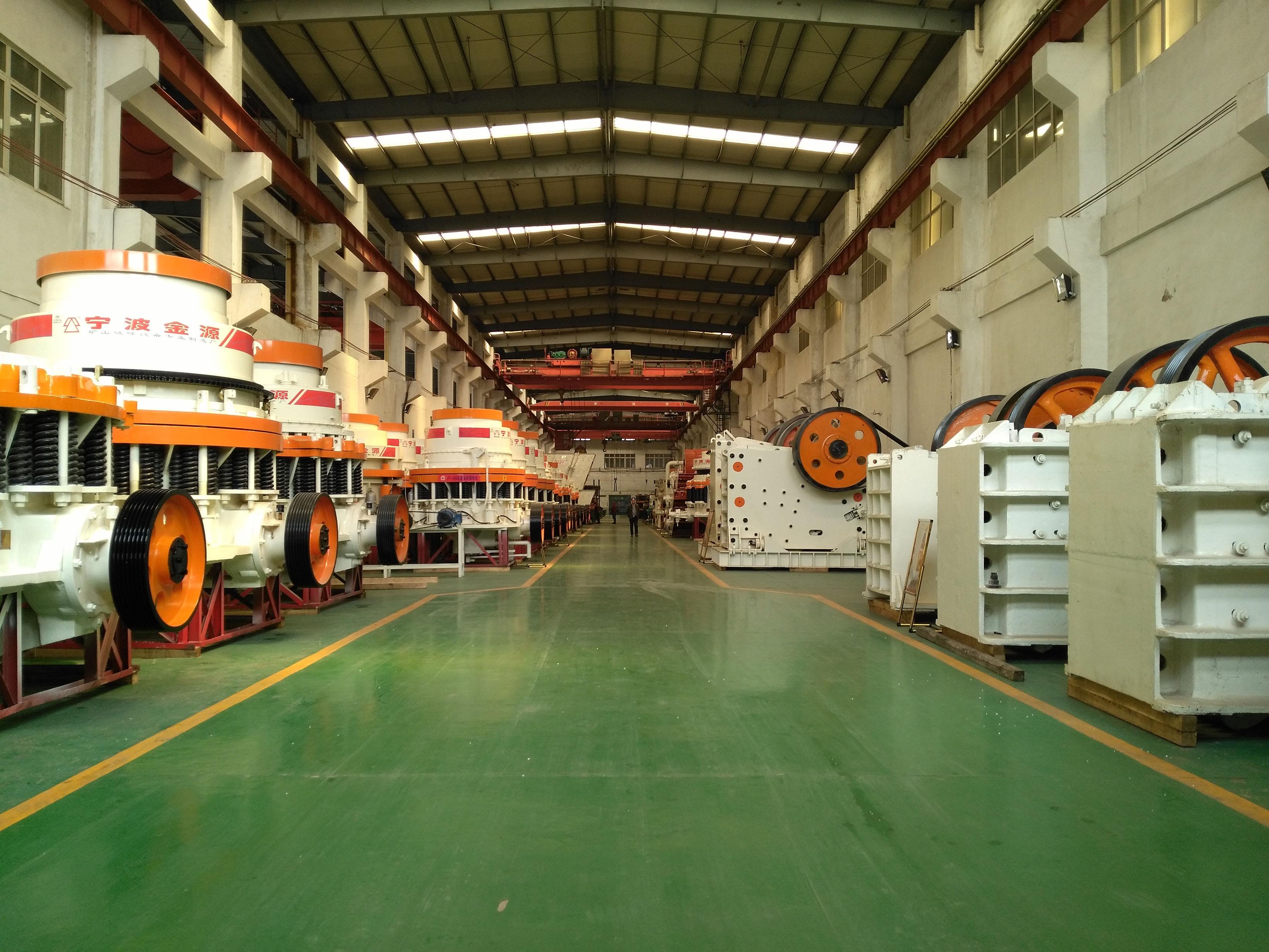 Ningbo Xingji Jinyuan Mining Machinery Manufacturing Co., Ltd. Main Image