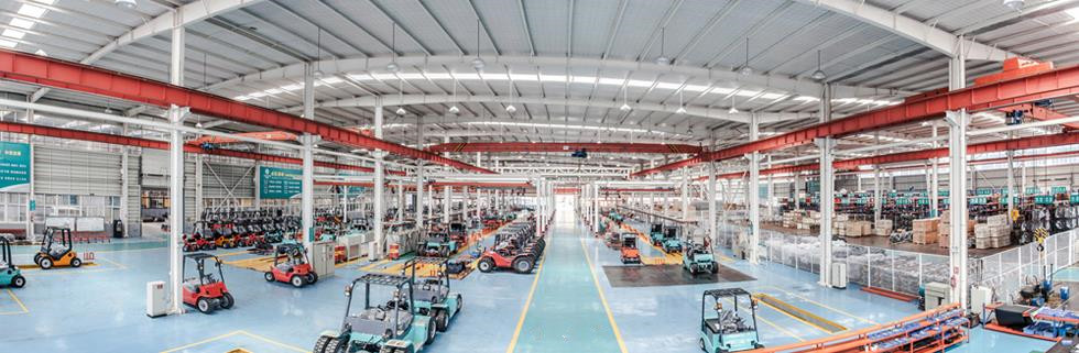 Zhejiang Maximal Forklift Co.,Ltd Main Image